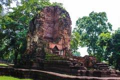 Sri-thep historischer Park lizenzfreie stockfotos