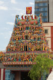 Sri Vadapathira Kaliamman Temple Stock Photo