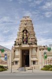 Sri Vairavimada Kaliamman Tempel Stockbilder