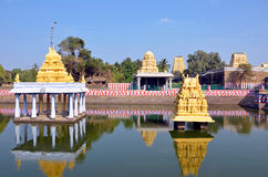 Sri Varadaraja Temple Royalty Free Stock Images