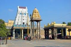 Sri Varadaraja Temple Royalty Free Stock Photos