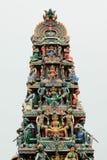 Sri Veerama Kaliamman tempel Royaltyfria Foton