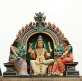 Sri Veerama Kaliamman tempel Royaltyfri Fotografi