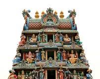 Sri Veerama Kaliamman tempel Arkivfoton