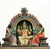 Sri Veerama Kaliamman Temple Royalty Free Stock Photography