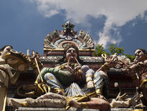 Sri Veeramakaliamman temple Stock Photography