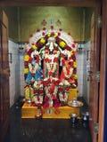 Lord balaji. Rural karnataka india royalty free stock photo