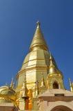 Sri Wiang Chai pagoda. In Lamphum Thailand Royalty Free Stock Photos