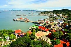 Srichang海岛 图库摄影