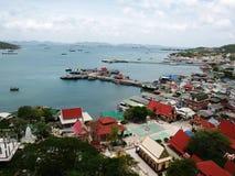Srichang island, Thailand Royalty Free Stock Photos