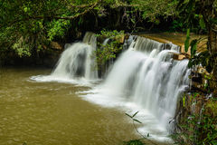 Sridit waterfall.jpg Image stock