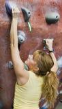 Série A 41 da escalada de rocha de Khole Foto de Stock