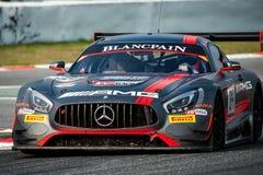 Série de Blancpain GT Imagem de Stock