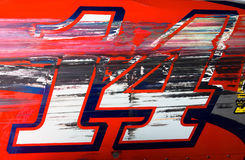 Série de cuvette de NASCAR Sprint le 9 mai 500 méridional Image stock