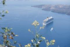 Série de Santorini Grèce Image libre de droits