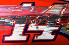Série do copo de NASCAR Sprint 500 maio do sul 09 Imagem de Stock