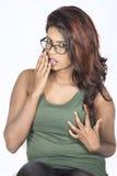 Srilanka teenager Stock Photos