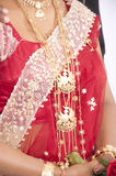 A srilankan bride Royalty Free Stock Photos