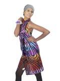 Srilankan fashion girl Royalty Free Stock Photography