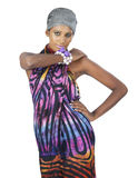 Srilankan fashion girl Stock Images