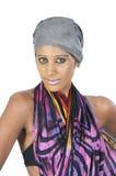 Srilankan fashion girl Royalty Free Stock Photos