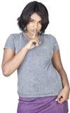 Srilankan girl Royalty Free Stock Images
