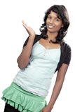 Srilankan girl Stock Photography