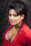 Srilankan girl Royalty Free Stock Image