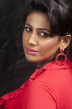 Srilankan girl Stock Images