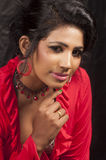 Srilankan girl Royalty Free Stock Photos