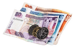 Srilankan money Royalty Free Stock Images