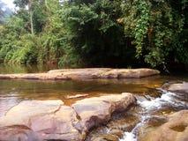 Srilankan rzeki Obrazy Stock