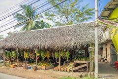 Srilankesisk fruktställning Royaltyfri Foto