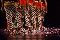 Srimpi Jayaningsih Imagenes de archivo