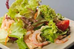 Srimps Salad Royalty Free Stock Photos