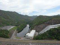 Srinakarin水坝 图库摄影