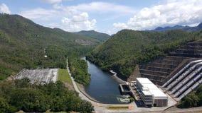 Srinakarin Dam Kanchanaburi Stock Photography