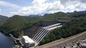 Srinakarin Dam Kanchanaburi Stock Photo