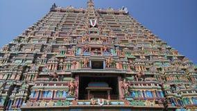 SRIRANGAM寺庙 库存图片