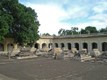 Srirangapatna fort Royalty Free Stock Photo