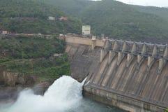 Srisailam dam, Andhra Pradesh, India Royalty Free Stock Photography