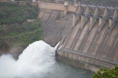 Srisailam dam, Andhra Pradesh, India Royalty Free Stock Image