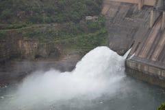 Srisailam dam, Andhra Pradesh, India Stock Images