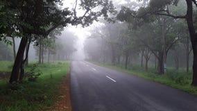 Srisailam forest view, Andhra Pradesh, India Stock Photos