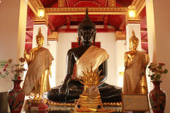 Srisasada Buddhism Phitsanulok Royalty Free Stock Photos