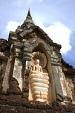 SriSatchanalai历史公园 免版税图库摄影