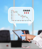Srisis chart Royalty Free Stock Photo