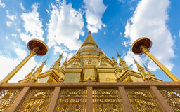Sriviangchai нефрита Phamahatrad на Li, провинции Lamphun, Таиланде Стоковые Изображения RF