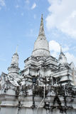Srivijaya pagod Royaltyfri Fotografi