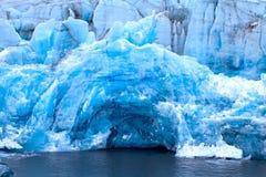 Srodzy lodowowie Arktyczny Żywy lodowiec Fotografia Royalty Free